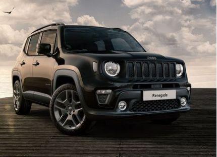Jeep Renegade - 1.3 GSE T4 S Auto 4WD - 5 porte