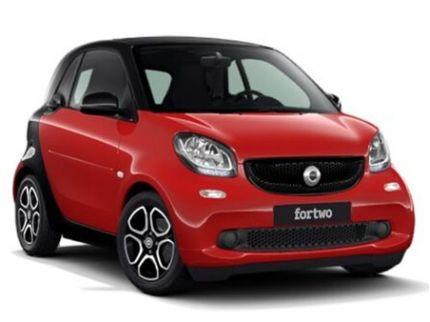 Smart fortwo - 17.6kWh Prime (Premium) Auto 2 porte 22kW Charger