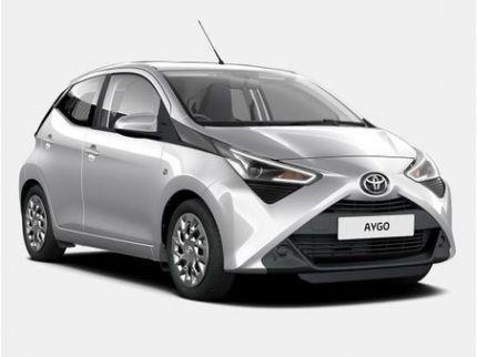 Toyota AYGO - 1.0 VVT-i x-play x-shift 5 porte