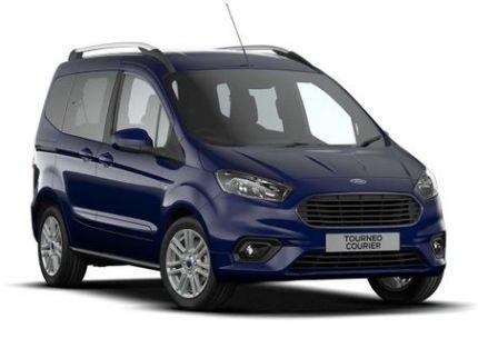 Ford Tourneo Courier - 1.5 TDCi Titanium EU6 - 5 porte