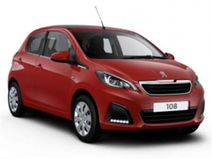 Peugeot 108 - 1.0 Active Top! 5 porte