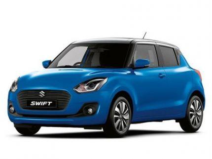 Suzuki Swift - 1.2 Dualjet MHEV Dualjet SHVS SZ5 ALLGRIP - 5 porte