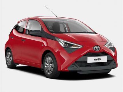 Toyota AYGO - 1.0 VVT-i x 5 porte