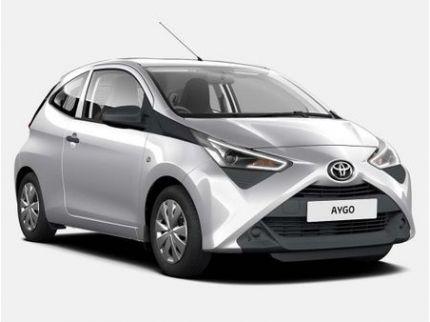 Toyota AYGO - 1.0 VVT-i x 3 porte