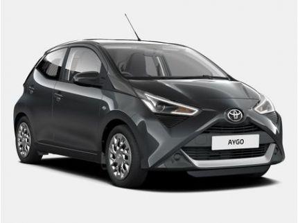 Toyota AYGO - 1.0 VVT-i x-play x-shift 5 porte (Safety Sense)