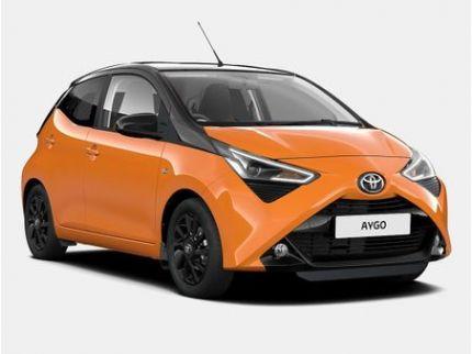 Toyota AYGO - 1.0 VVT-i x-cite 5 porte