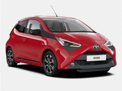 Toyota AYGO - 1.0 VVT-i x-trend 5 porte (Safety Sense)